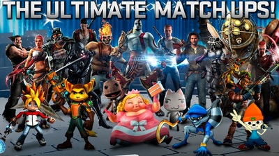PlayStation All-Stars Battle Royale Screenshot - 1121592