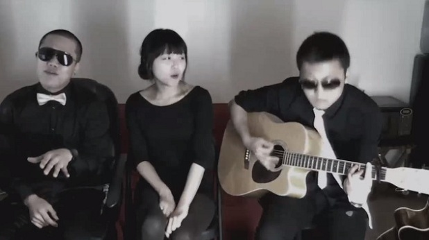 Gaming Culture Screenshot - gangnam style raon acoustic cover