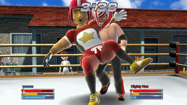 Fire Pro Wrestling - 360 - 2