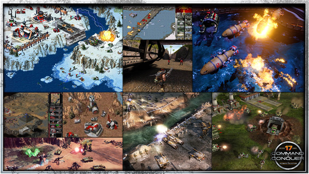 Command & Conquer The Ultimate Collection - Feature