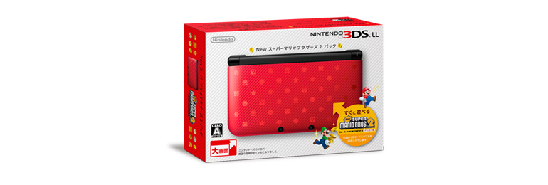 New Super Mario Bros. 2 3DS XL
