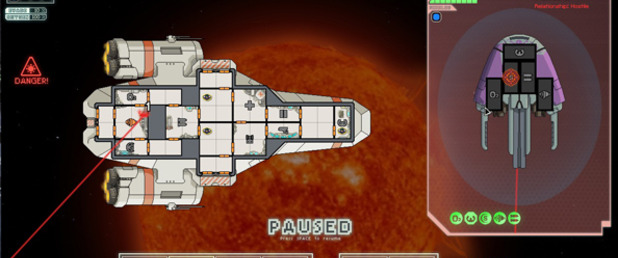 FTL: Faster Than Light - Feature