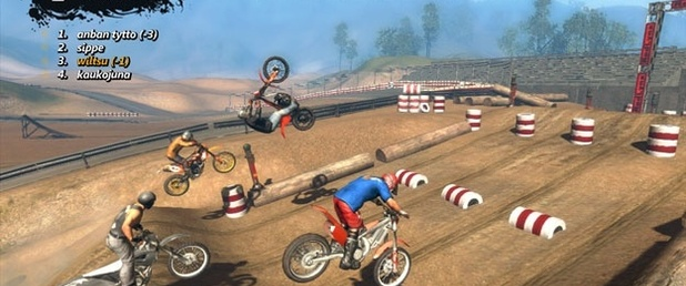 Trials Evolution - Feature