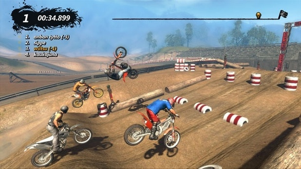 Trials Evolution Screenshot - Trials Evolution