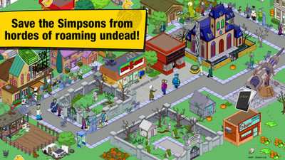 The Simpsons: Tapped Out Screenshot - The Simpsons: Tapped Out