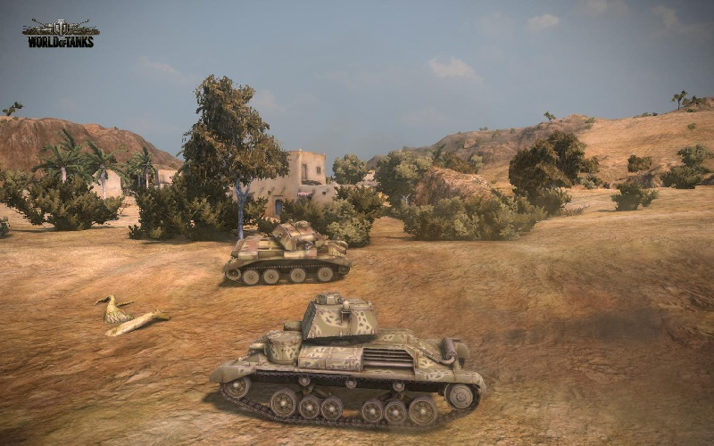 British tanks to invade with world of tanks update 8.1