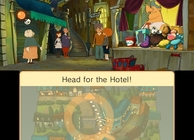 Profess Layton and the Miracle Mask Image