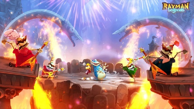 Rayman Legends Screenshot - 1122525