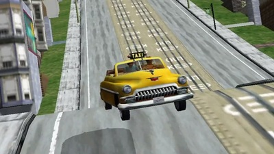Crazy Taxi Screenshot - 1122545