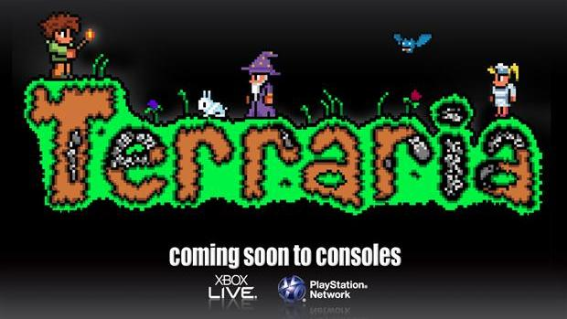 Terraria - 360, PS3 - 1