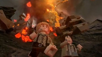 LEGO The Lord of the Rings Screenshot - 1122711