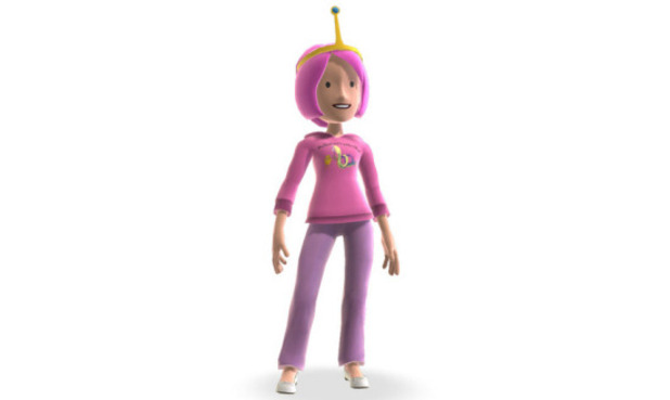 Adventure Time Avatar items