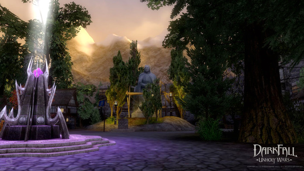 Darkfall: Unholy Wars Screenshot - 1122829