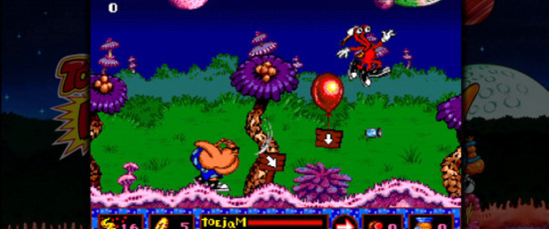 ToeJam & Earl - Feature