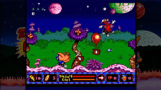 ToeJam &amp; Earl