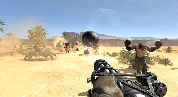 Serious Sam 3: BFE Screenshot - 1123096