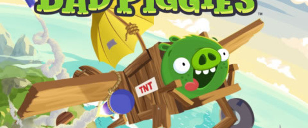 Bad Piggies - Feature