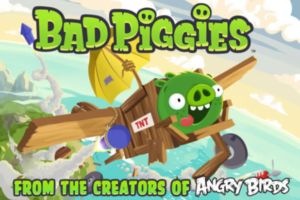 Bad Piggies Screenshot - 1123127