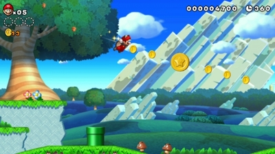 New Super Mario Bros. U Screenshot - 1123144