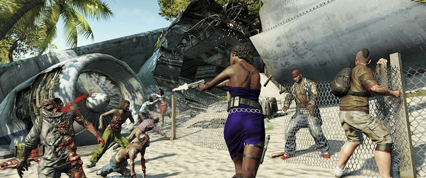 Dead Island Riptide - Feature