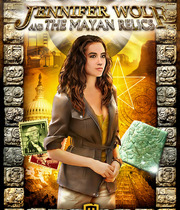 Jennifer Wolf and the Mayan Relics Boxart