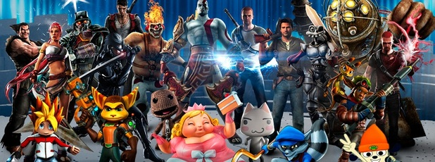 PlayStation All-Stars Battle Royale Screenshot - 1123239