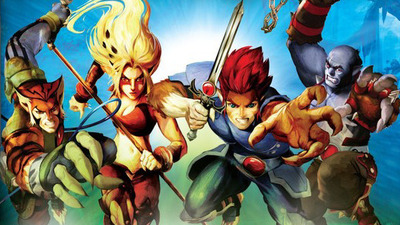 Thundercats Screenshot - Thundercats DS