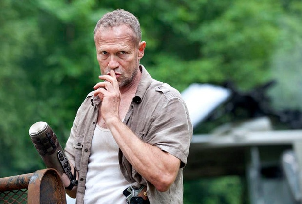 The Walking Dead season 3 Merle