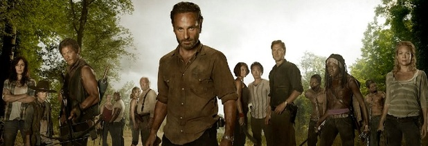 The Walking Dead (TV Show) Screenshot - 1123456