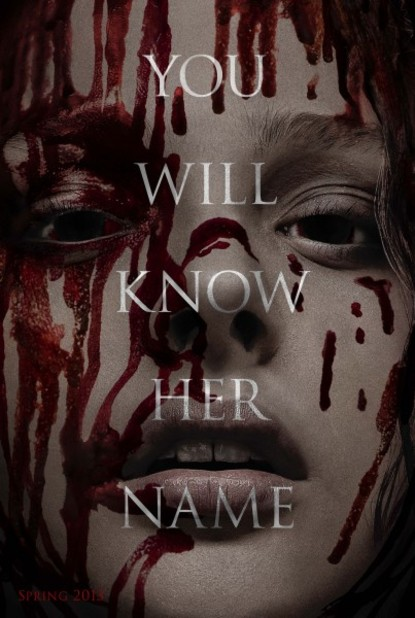 Carrie (2013) Screenshot - carrie poster