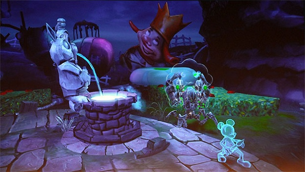 Epic Mickey 2 - Inkwell