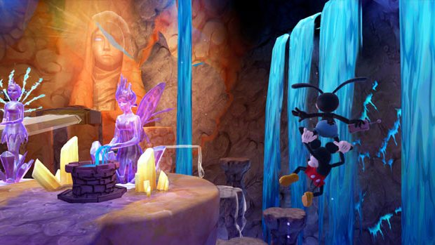 Disney Epic Mickey 2 - Wii U - 2