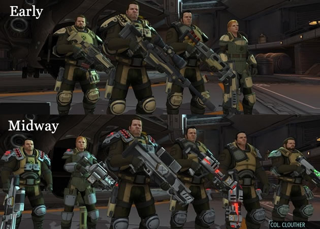 XCOM Evolution