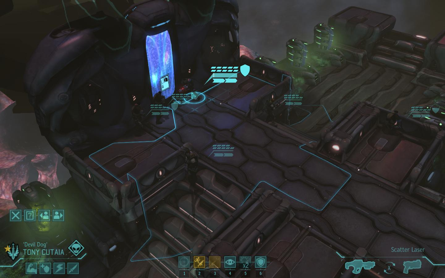 XCOM Breach