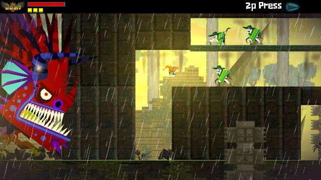 Guacamelee - PS3 - 2
