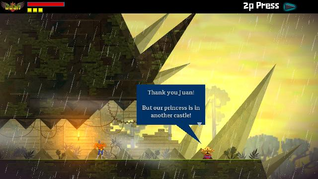 Guacamelee - PS3 - 3