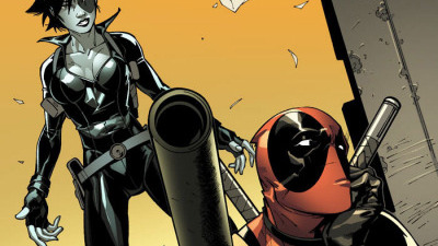 Deadpool Screenshot - Domino and Deadpool