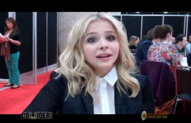 chloë grace moretz gamer
