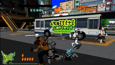 Jet Set Radio Screenshot - 1123788