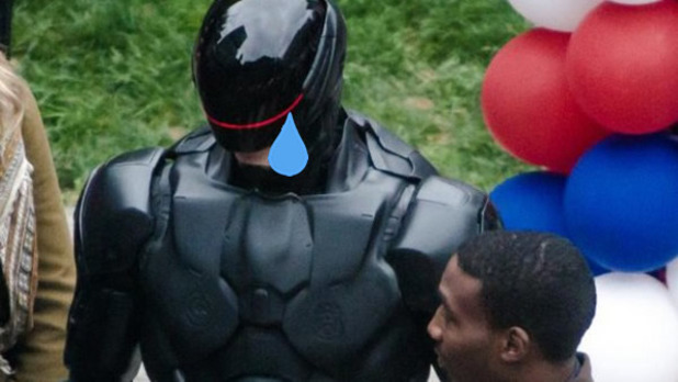 RoboCop delayed to 2014
