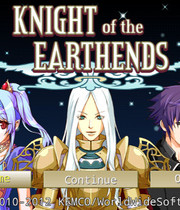 Knight of the Earthends Boxart