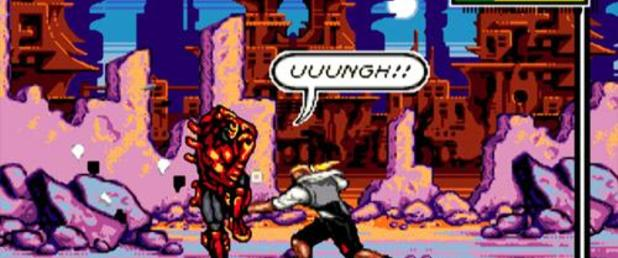 Comix Zone - Feature