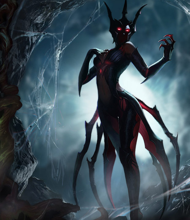 League of Legends - Elise the Spider Queen
