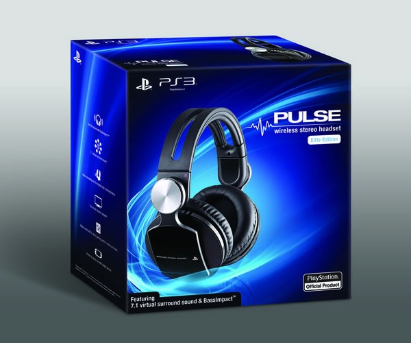 sony pulse
