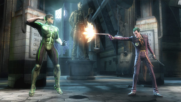 Injustice: Gods Among Us - Green Lantern