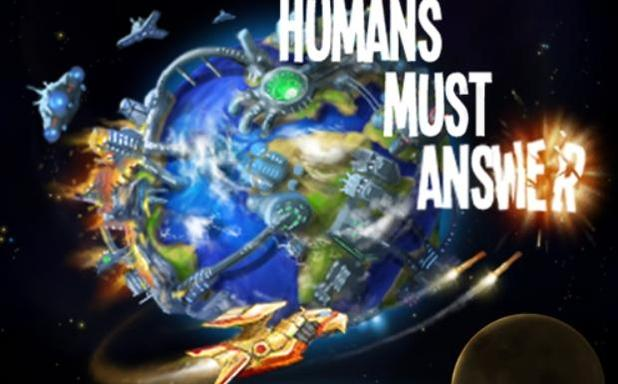 Humans Must Answer Image