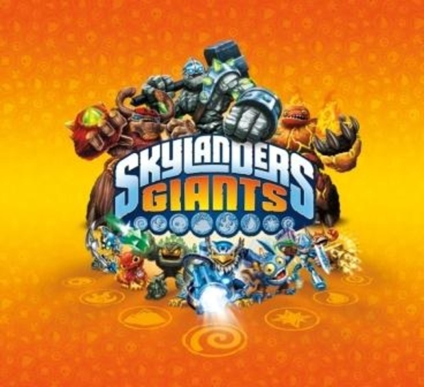 Skylanders Giants Logo - 1124742