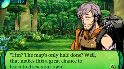 Etrian Odyssey IV: Legends of the Titan Screenshot - 1124759