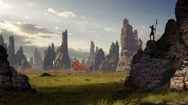 Dragon Age: Inquisition Screenshot - Dragon Age 3 concept