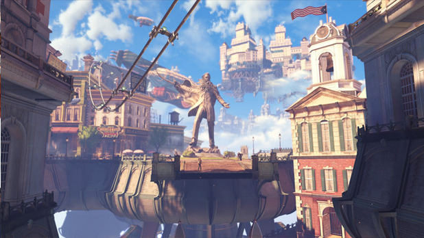 Bioshock Infinite Screenshot - 1124810